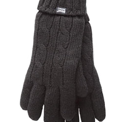 Ladies Fleece Lined Thermal Gloves - Allccess