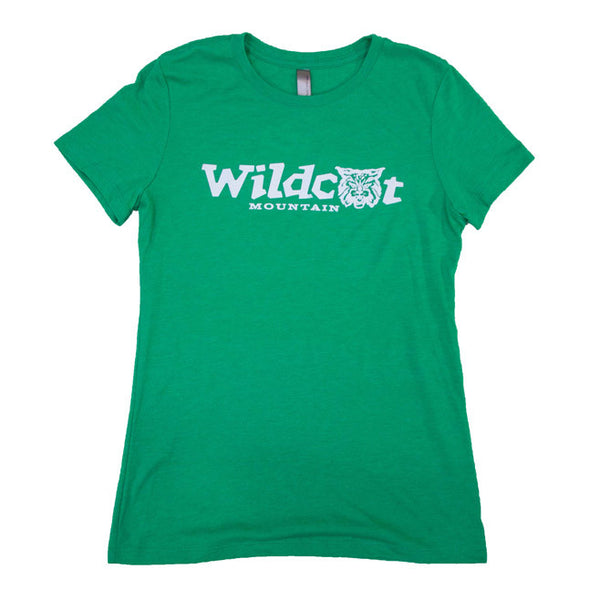Ladies Wildcat Tri-Blend T
