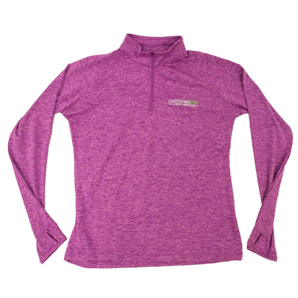 Crotched Mtn Women's Swerve Pullover