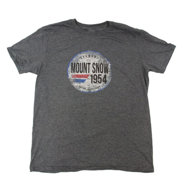 Mount Snow Vintage Logo T-Shirt
