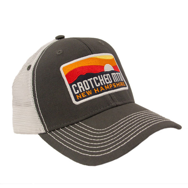 Crotched Mtn Baseball Hat