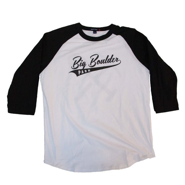 Big Boulder Baseball Shirt