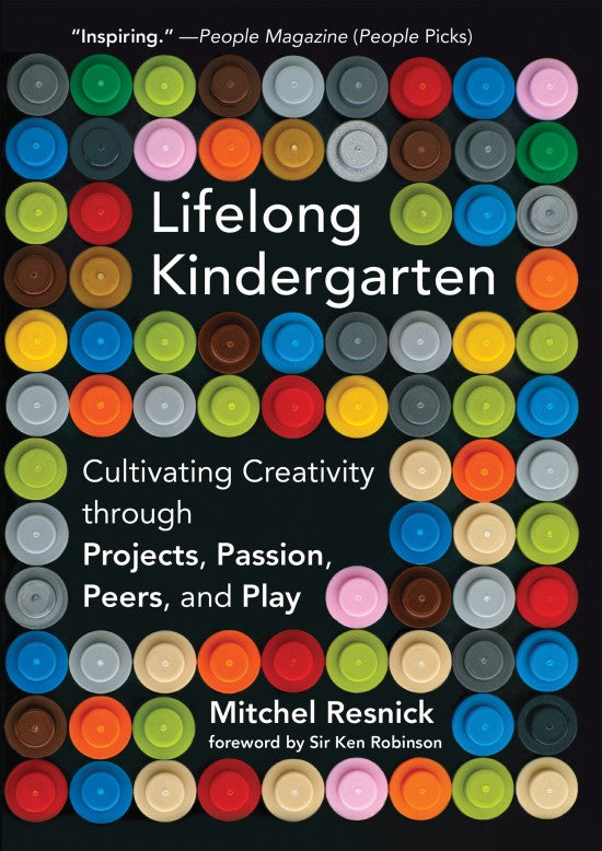 MIT Scientists Make the Case for Lifelong Kindergarten
