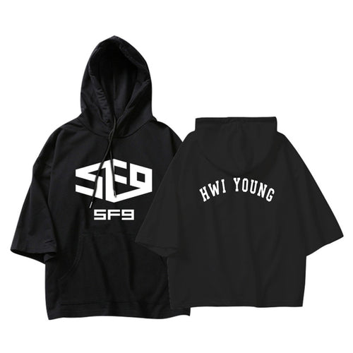 SF9 Women's Hoodies/Sweatshirts