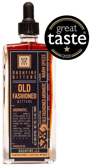 Old Fashioned Bitters - Great Taste Award Winner
