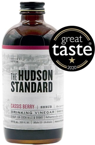 Cassis Berry Shrub - Great Taste Award Winner