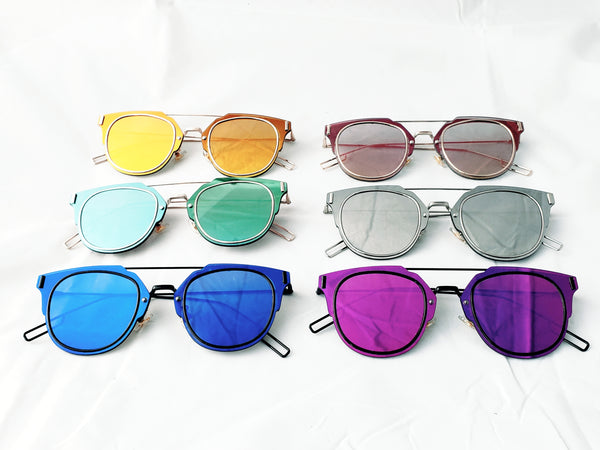 Minimalist with Flare Sunglasses