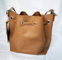The Bucket Bag - Camel