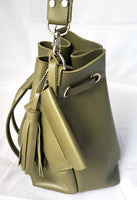 The Bucket Bag - Olive