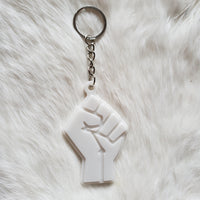 The Fist Keychain