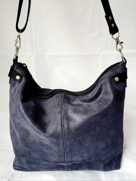 Marsha Satchel - Midnight Blue