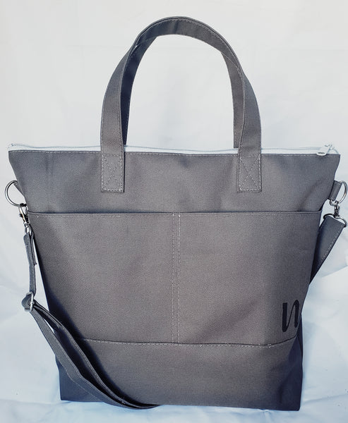 The Daily Bag- Dark Gray