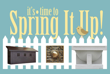 Spring It Up! – Revitalizing Exterior Components