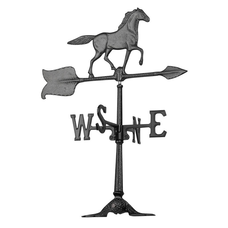 00070 KO 24 Inch Horse Accent Weathervane