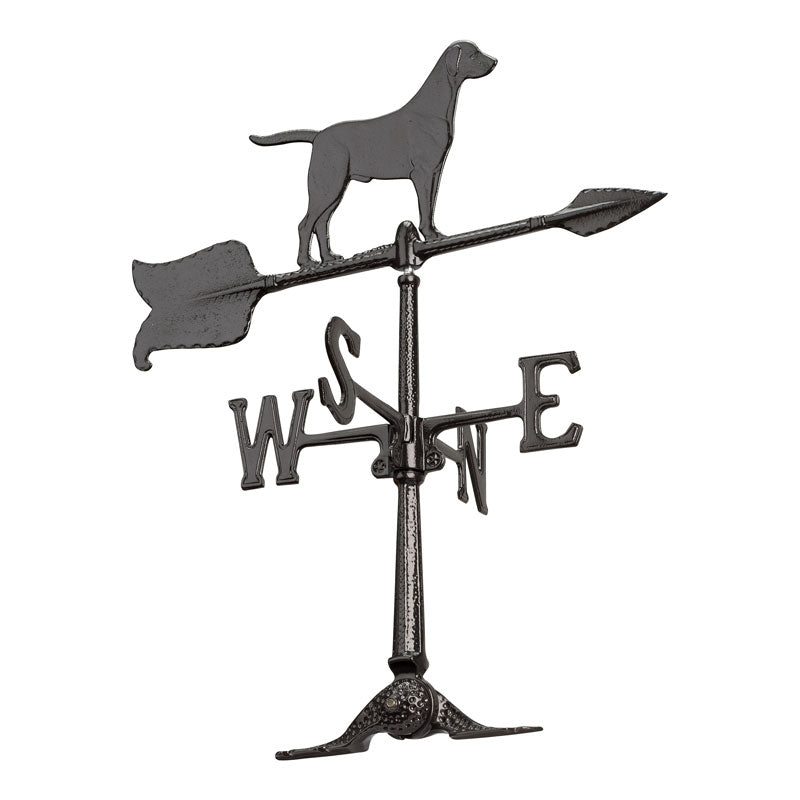 00079 KO 24 Inch Retriever Weathervane