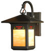 Glen Canyon Hooked Arm Wall Mount Lantern 402-1