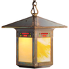 Glen Canyon Chain Hung Pendant Lantern 403-4