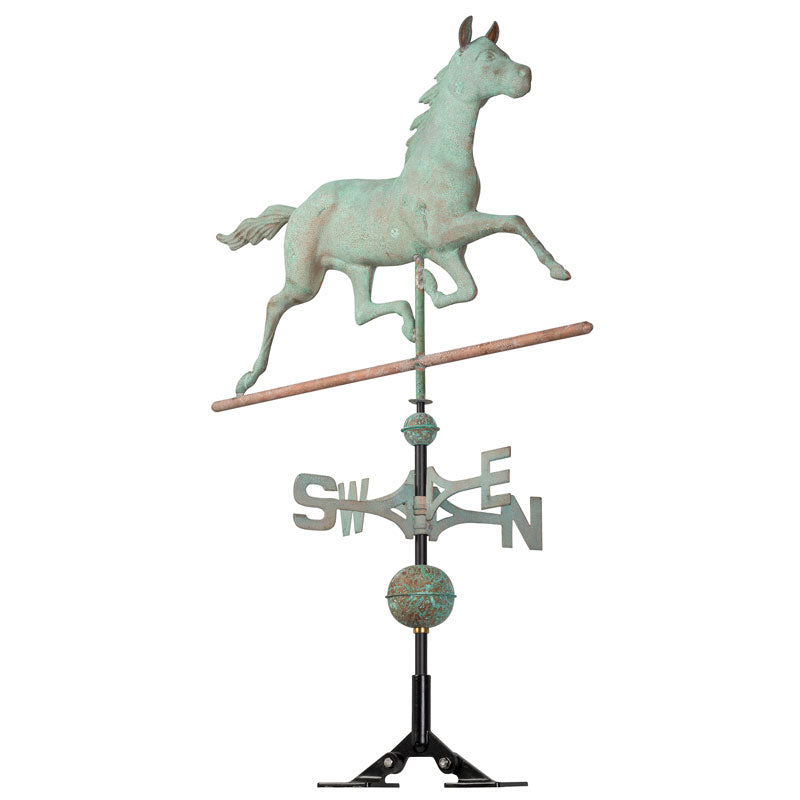 45030 KO Copper Horse Weathervane
