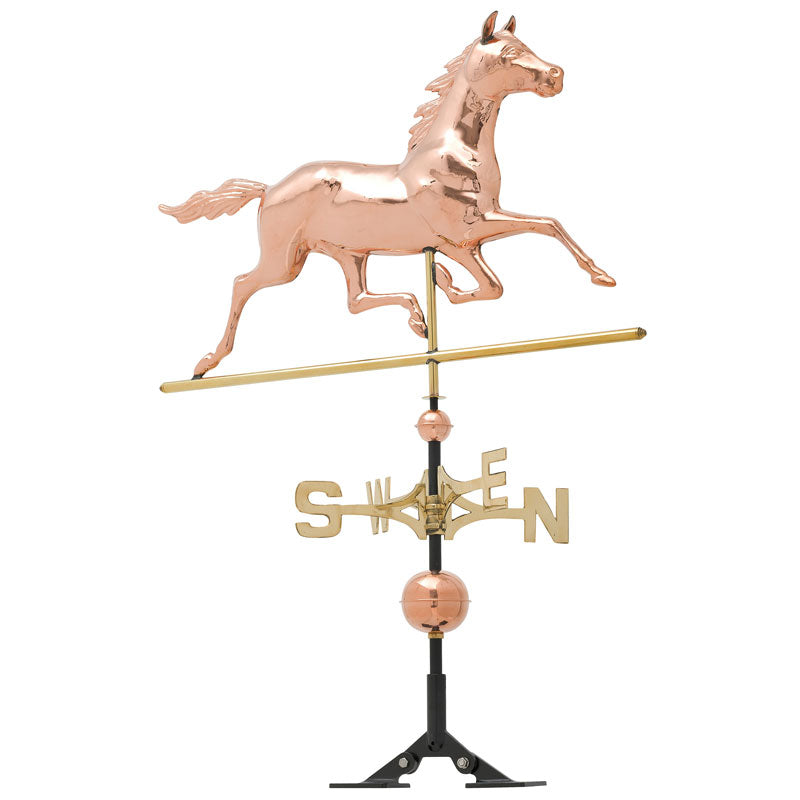 45031 KO Copper Horse Weathervane