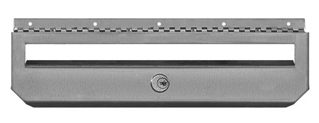 Security Kit Option - Stainless Steel - Horizontal