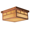 Woodfield Flush Ceiling Mount Light 463-5