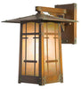 San Marino Fixed Arm Wall Mount Lantern 702-8