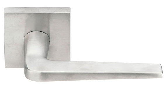 Athena Brushed Stainless Steel Lever