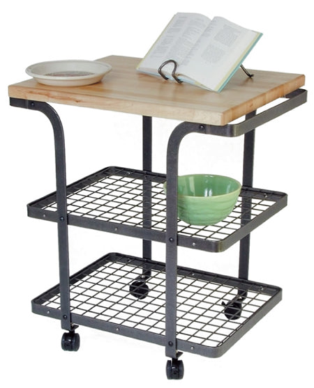 BC2aLG Rectangle Bakers Cart
