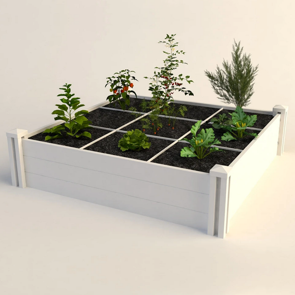 VT17103 CLASSIC 4x4x11 Garden Bed with GroGrid - SOLD OUT