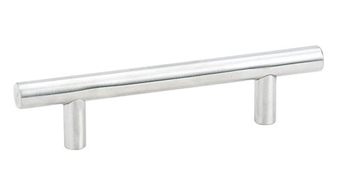 Emtek Stainless Steel Bar Pull - 5 Inch CTR