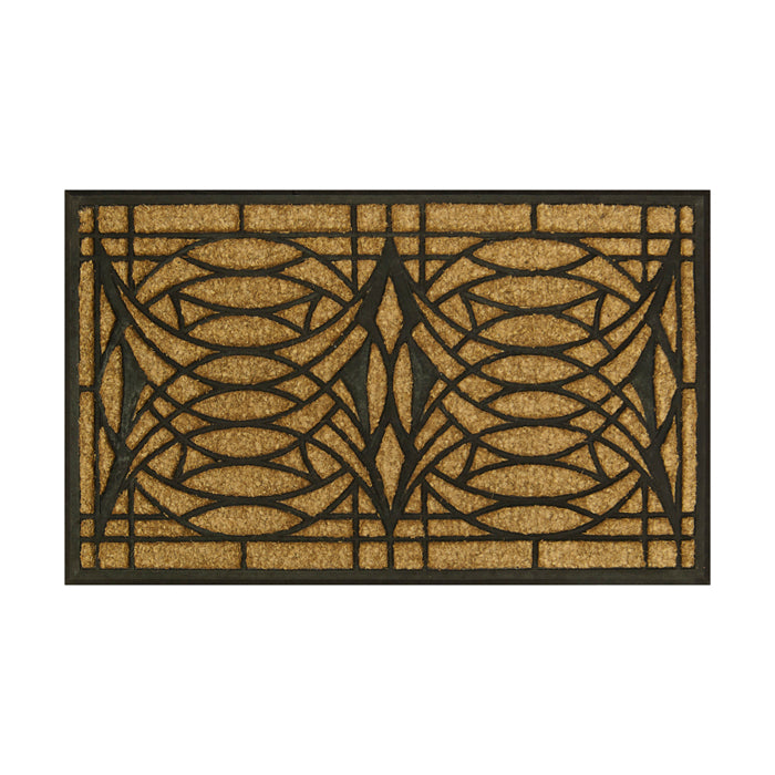 DM FLW922 Blossom Window Doormat