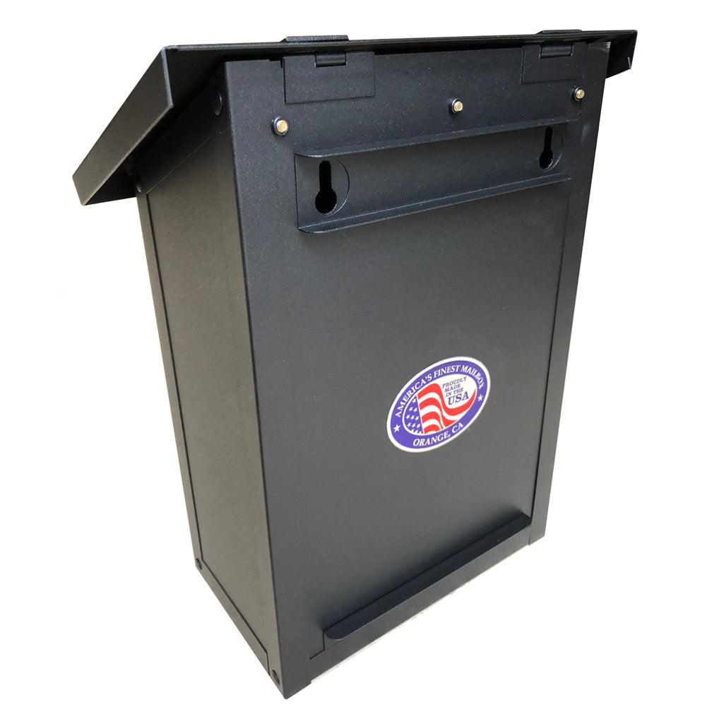 AF-3151 Vertical Mailbox with San Marino Overlay