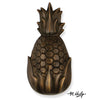 Pineapple Door Knocker-Oiled Bronze