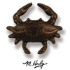 Crab Ringer-Oiled Bronze