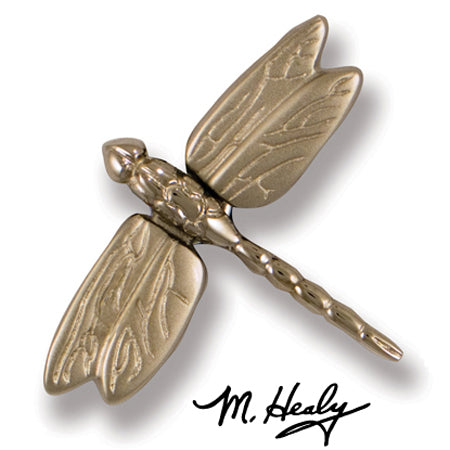 Dragonfly Ringer-Nickel Silver