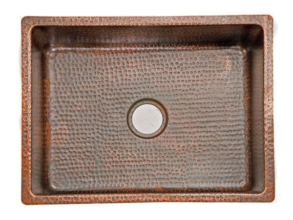 KSDB25199 Hammered Copper Kitchen Sink