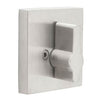 S52006 Stainless Steel Square Single Sided Deadbolt Lock