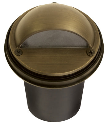WL-103-LED-6W Brass Well Light