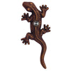 Small Lizard-Gecko Doorbell - Oil Rubbed Bronze
