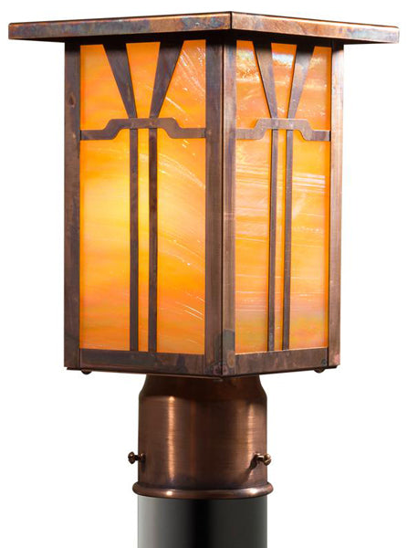 Woodfield Post Mount Light 462-3