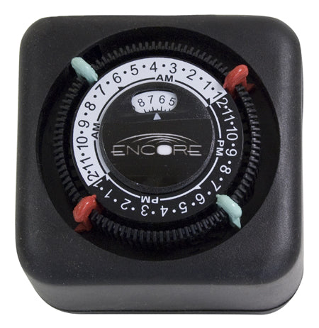 X-TM Timer Plug In-Analog
