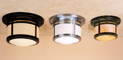 12'' berkeley flush ceiling mount