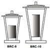 BRC-8 Brighton Column Mount Light