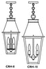 CRH-8 Croydon Hanging Pendant Light