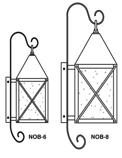 NOB-6 Nottingham Wall Mount Light