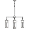 FCH-9L/4-1 5 Light Chandelier