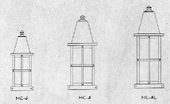 6'' hartford column mount