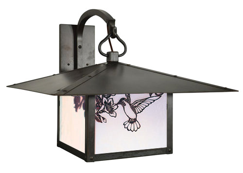MB-17HF Wall Mount Light-Hummingbird Ovly