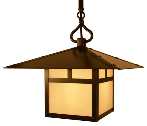 MSH-17T Stem Hung Pendant-T Bar Ovly