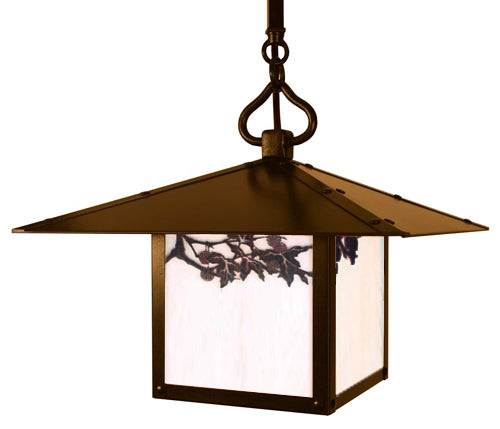 MSH-20SF Stem Hung Pendant-Sycamore Filigree